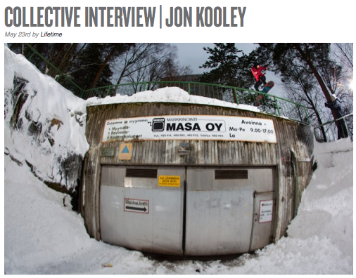 Caley Vanular Interviews Jon Kooley