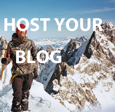 How To Host Your Blog